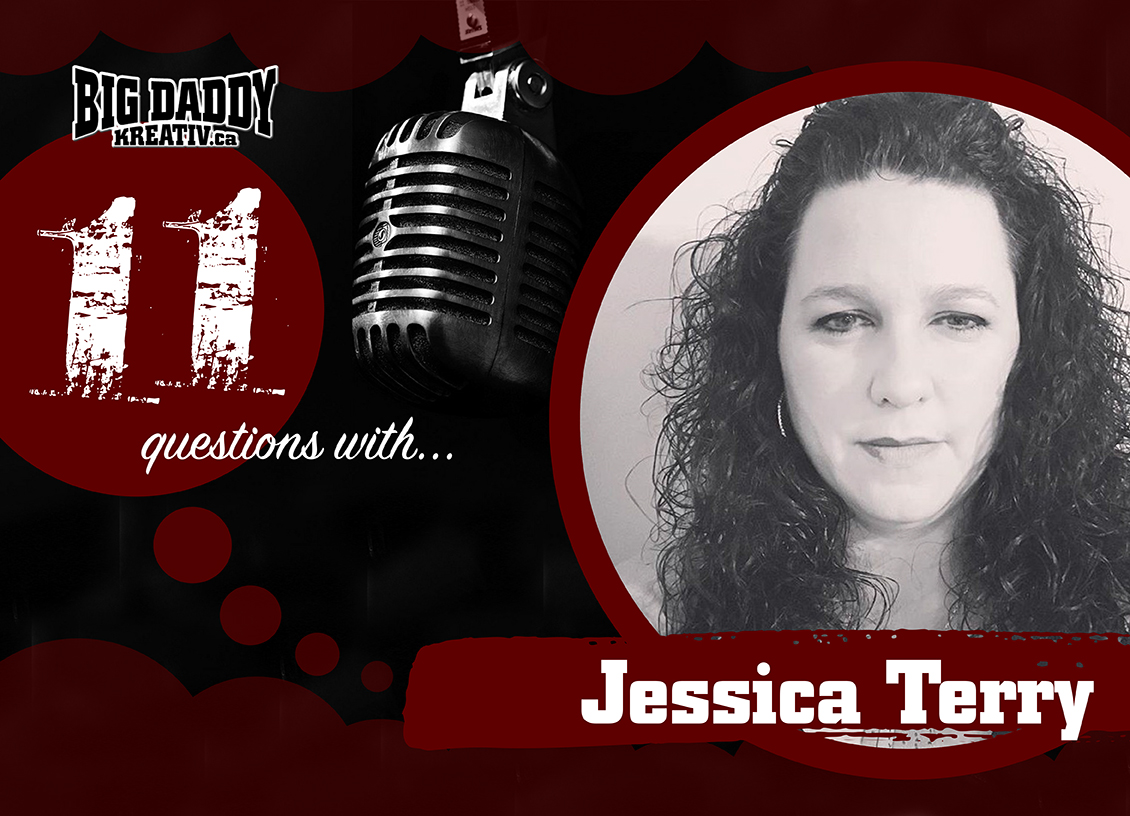 11 Questions with… Jessica Terry. @4theloveofmommy #bdk11Qs