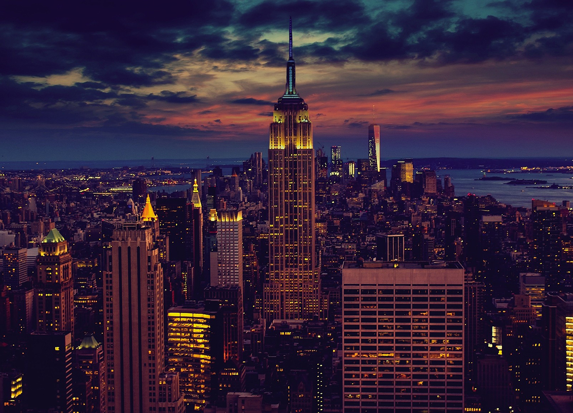 The Big Apple: The Top 5 Places to Visit in New York @jamescrook911