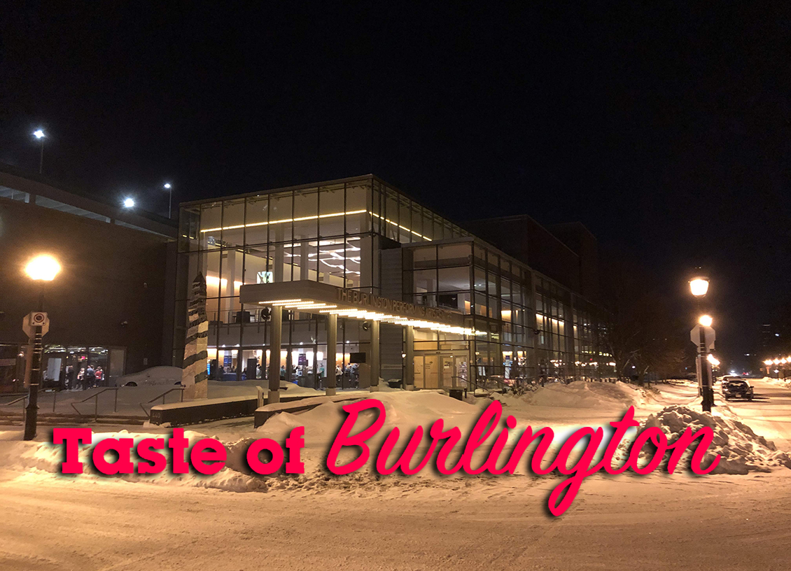 Culinary Destination: A Taste of Burlington 2019 Launch Highlights. #ad @tasteofburl