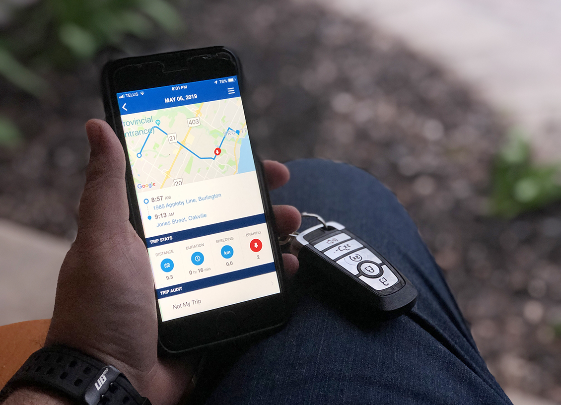 Allstate Canada Drivewise App: Saves You Money and Helps You Become a Better Driver