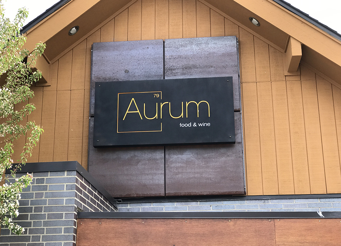 Visit Colorado: An Amazing Dinner at Aurum Food & Wine