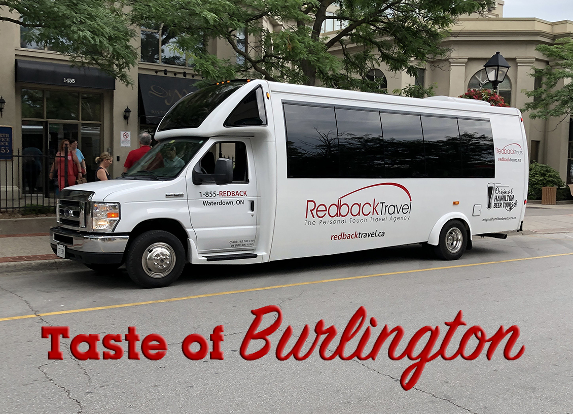 Food Tour: A Taste Of Burlington Summer 2019 Prix Fixe Program