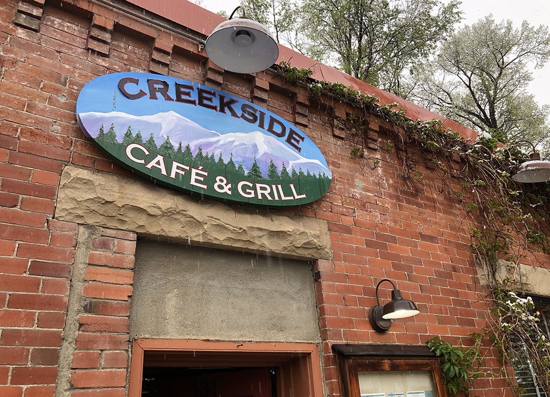 Visit Colorado: A Tasty Breakfast at Creekside Cafe in Steamboat Springs