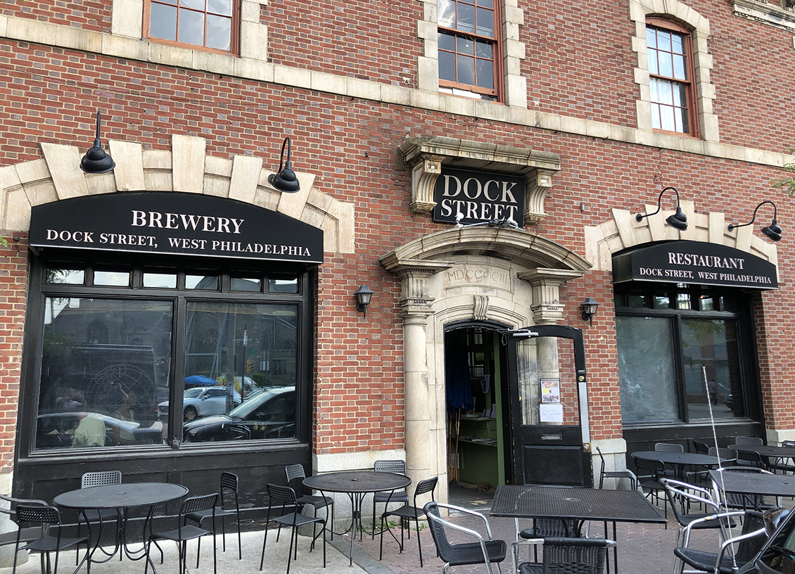 Dock Street Brewpub: Wood-fired Pizzas and Craft Beer in Philadelphia