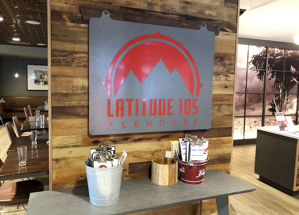 Visit Colorado: Breakfast at Latitude 105 Alehouse