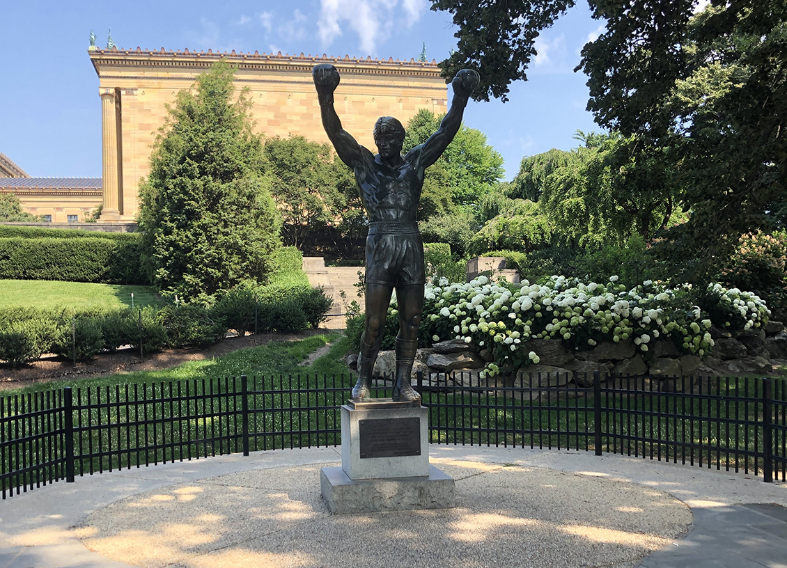 Visit Philly: 28 Rocky Filming Locations to Check Out In Philadelphia!