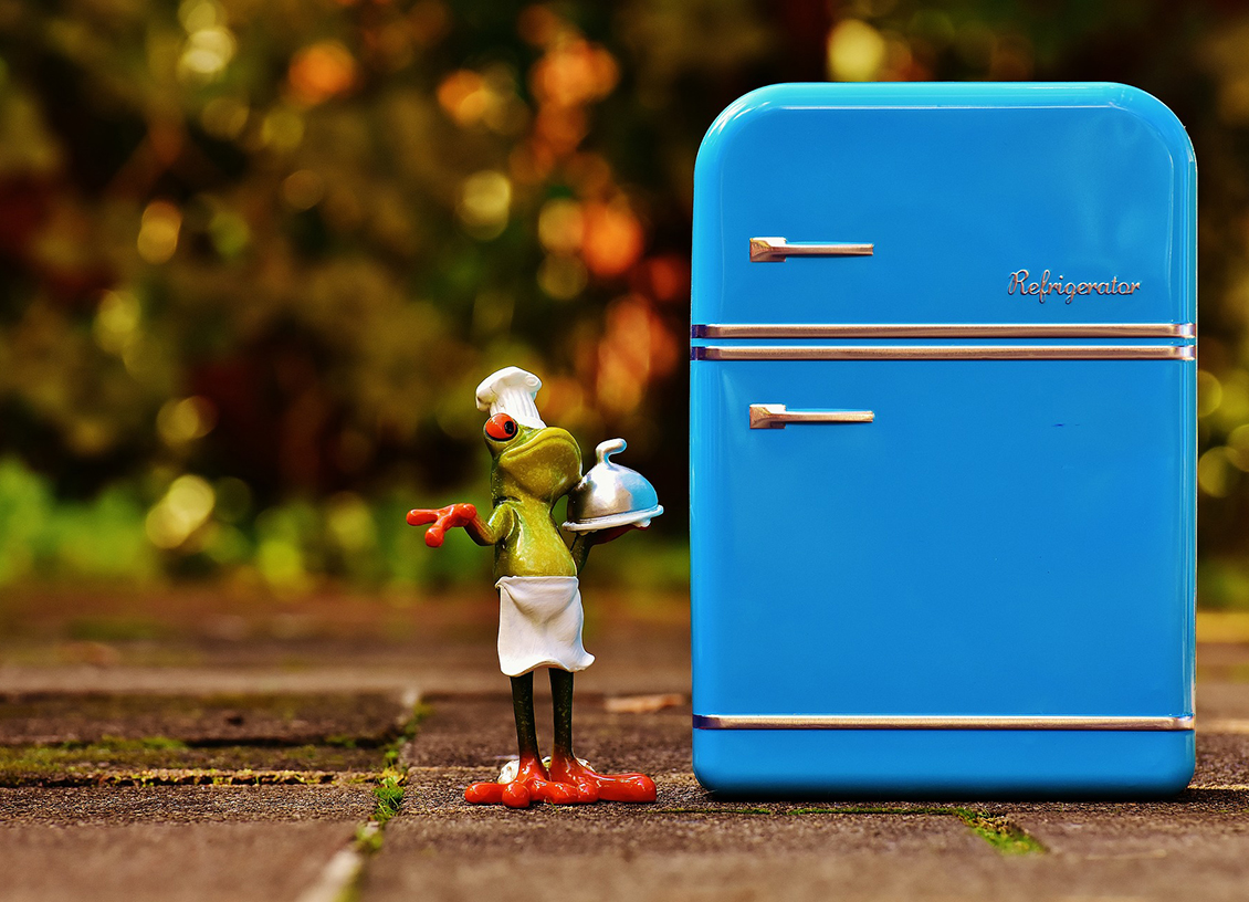 What Happens When A Fridge Is On The Fritz?