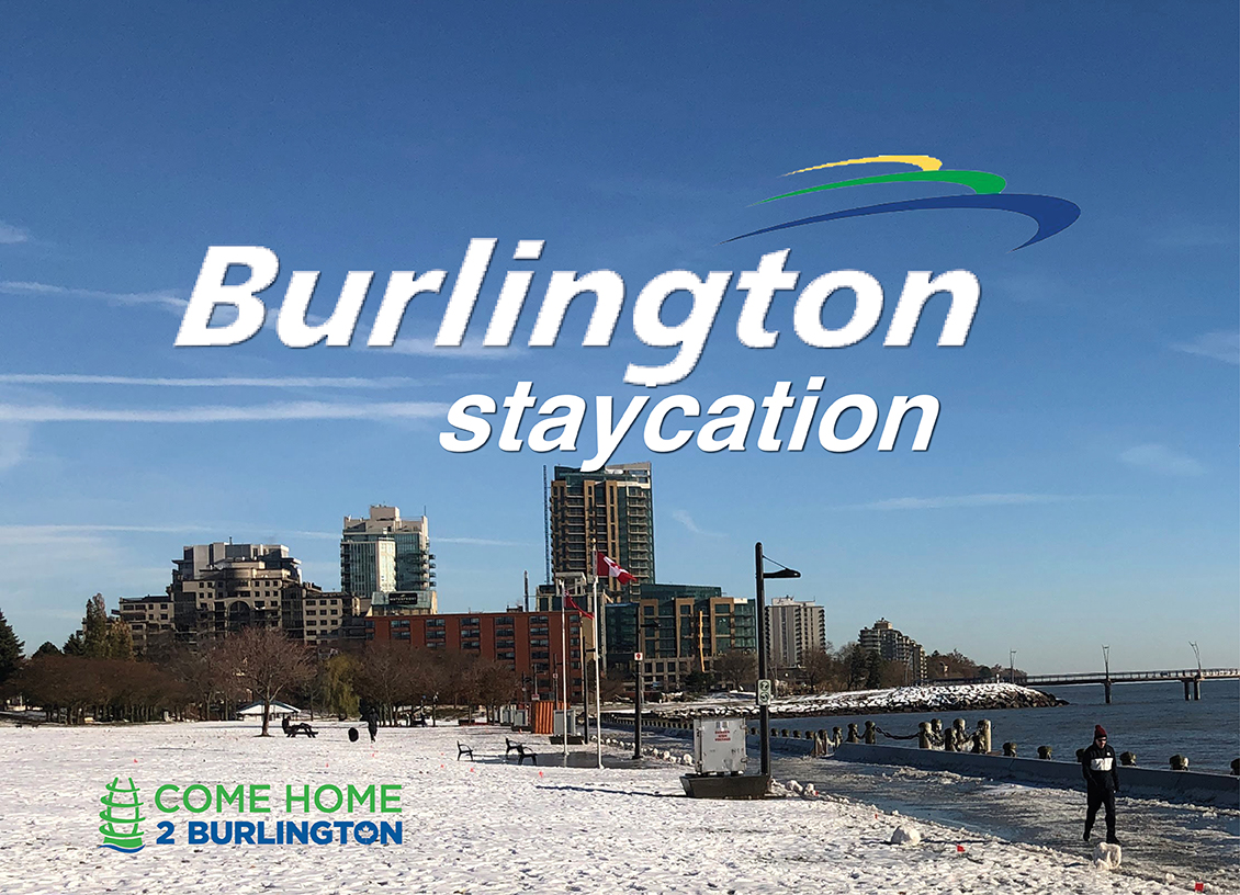Staycation: A Weekend of Great Food and Fun Activities in Burlington