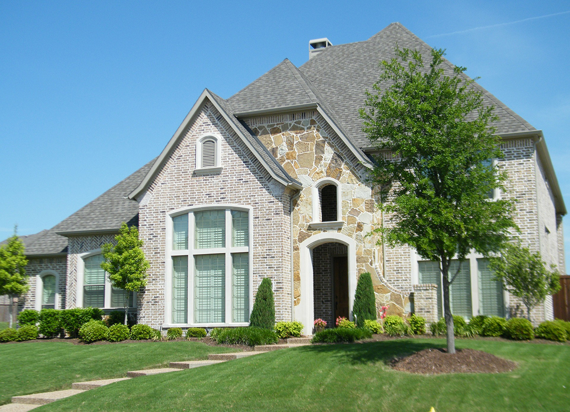 Working On Your Dream Home Starting With The Outside