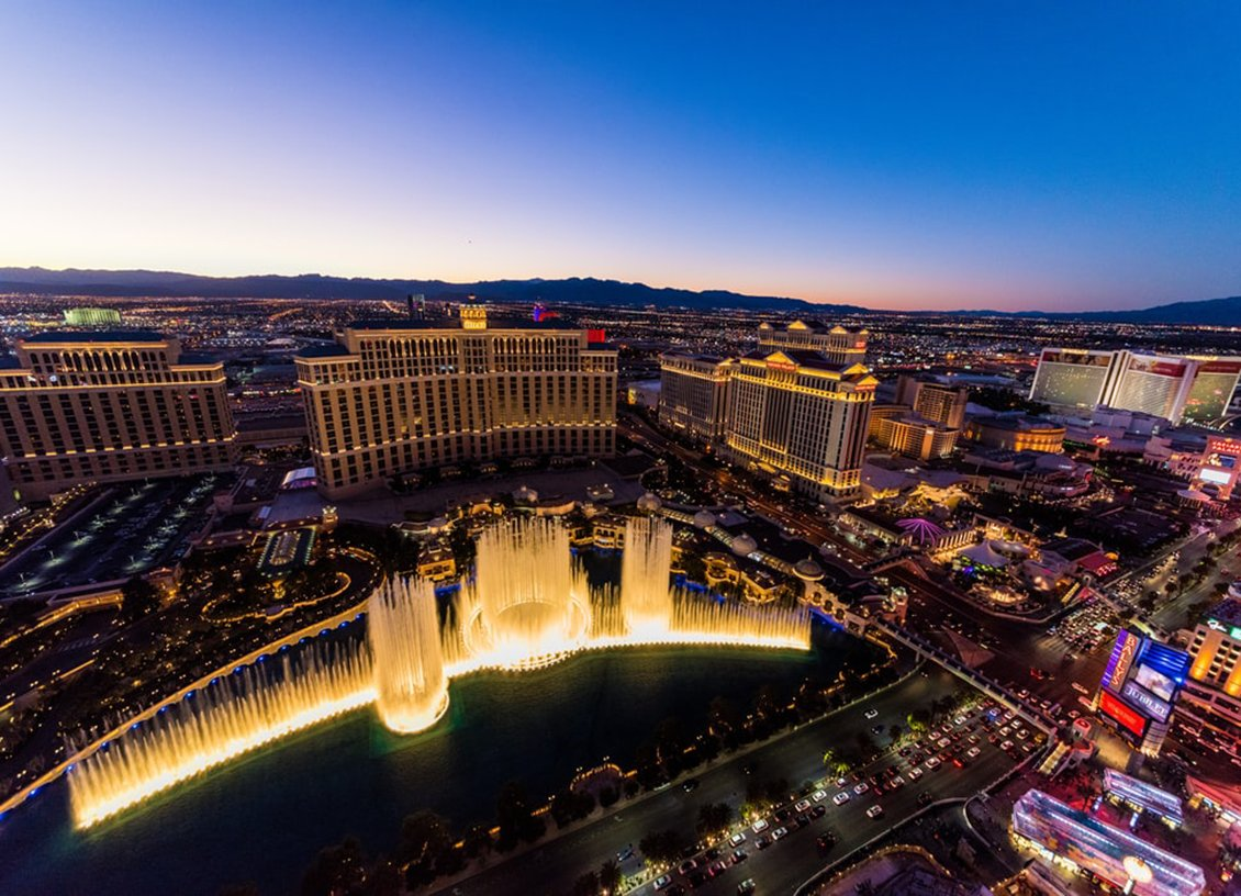 Three of the Best Hotels in Las Vegas
