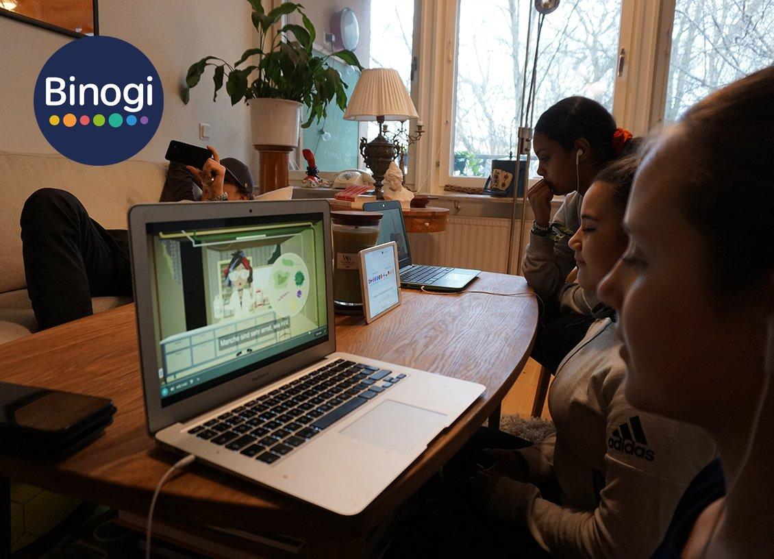 Binogi – Where Education meets Entertainment!