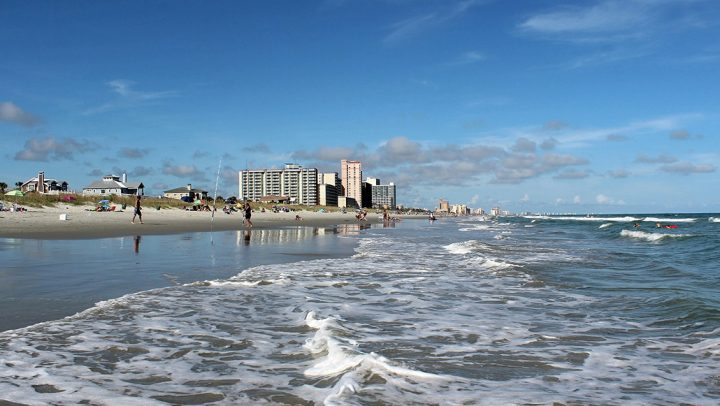 """There's a Reason People Refer to Myrtle Beach as """"The Beach"""""""