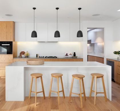 Modernize Your Kitchen In Five Easy Steps